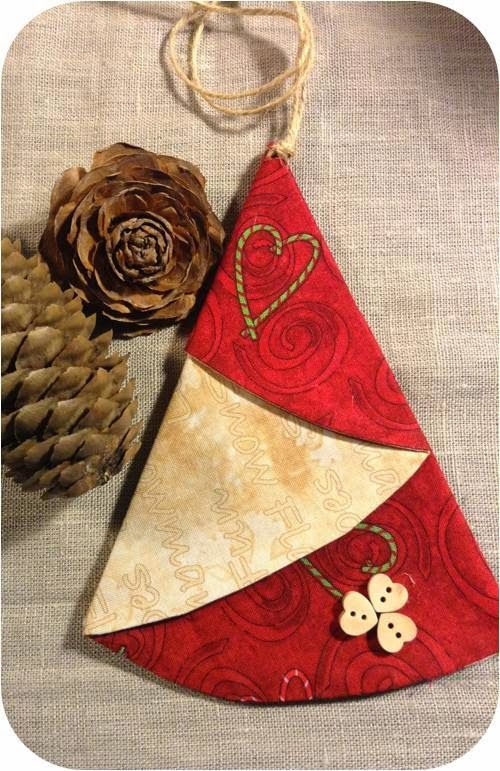 tutorial de craft navideño...click it! http://www.mydearcottage.com/2013/12/tutorial-navidad-adorno.html