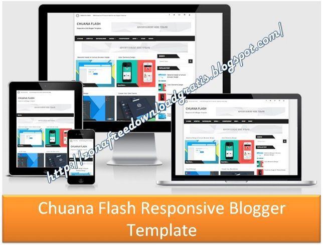 Chuana Flash Responsive Blogger Template. More template see at http://zonafreedownloadgratis.blogspot.com/