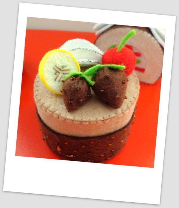 Keçe mini pasta