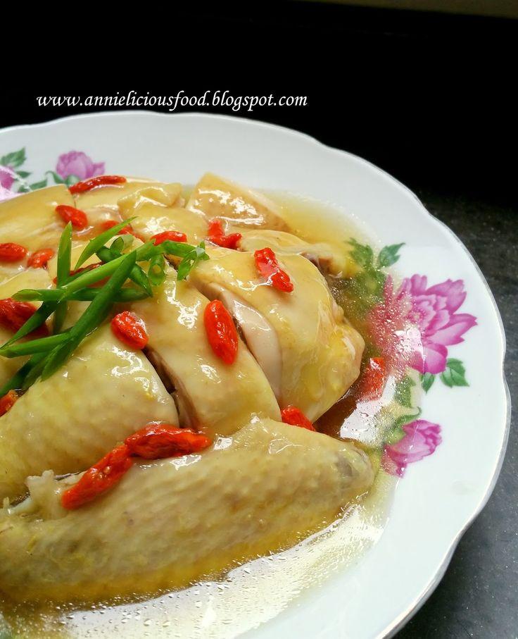 Annielicious Food: Hong Kong Royal Chicken / 香港贵妃鸡