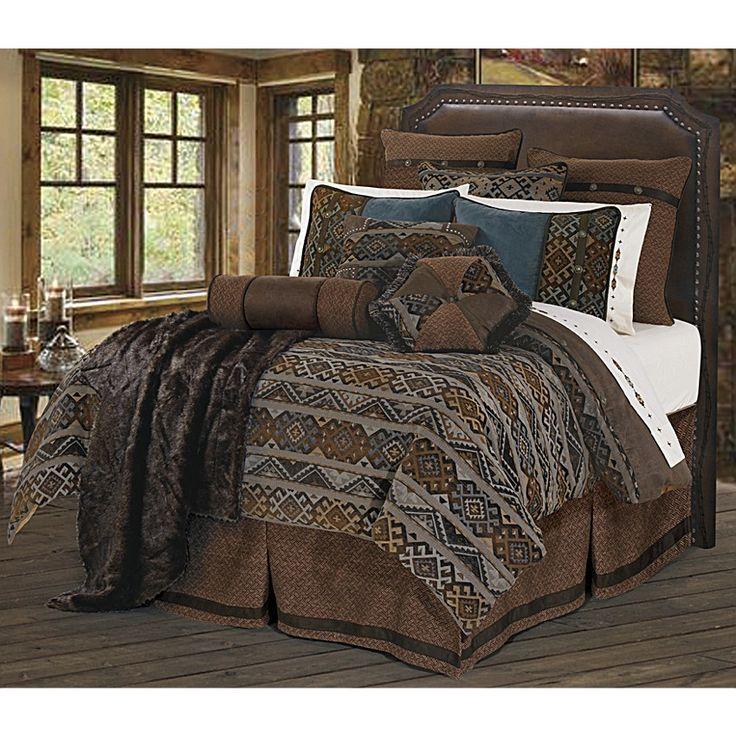 RetroCOWBOY.com - Western Bedding Comforters Western Bedding Linens Decor