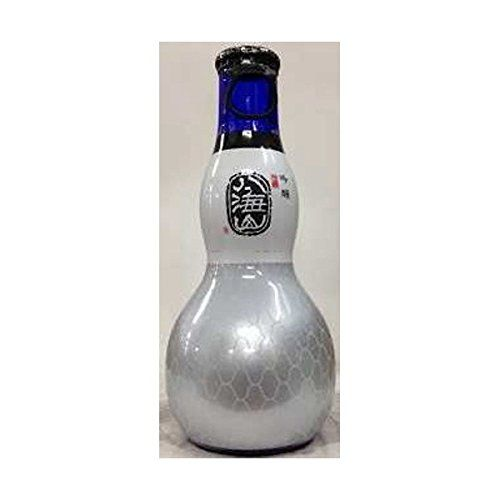 Hakkaisan Junmai Ginjo Hyotanbin Sake 180 ml Hakkaisan https://www.amazon.co.uk/dp/B014V52RKU/ref=cm_sw_r_pi_dp_x_eMybyb8TDB8EB