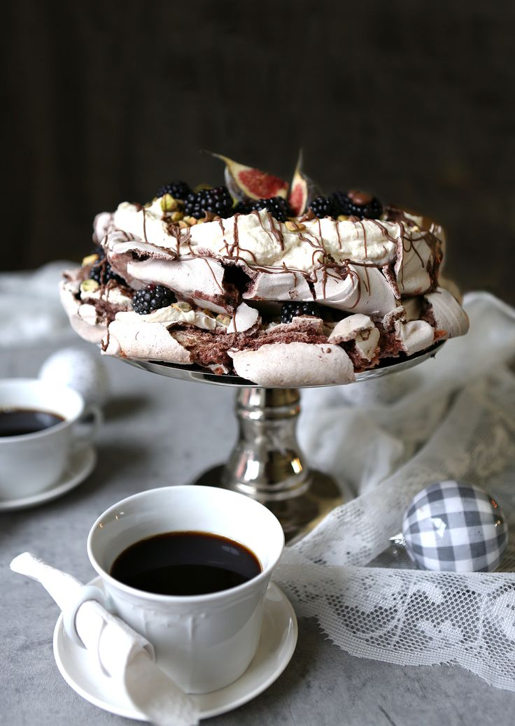 Iloleipuri - Suklainen pavlova
