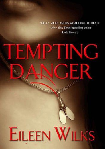 Okładka książki Tempting Danger