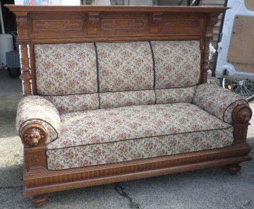 Antike möbel couch  12 besten Antike Moebel Bilder auf Pinterest | Antike, Nussbaum ...