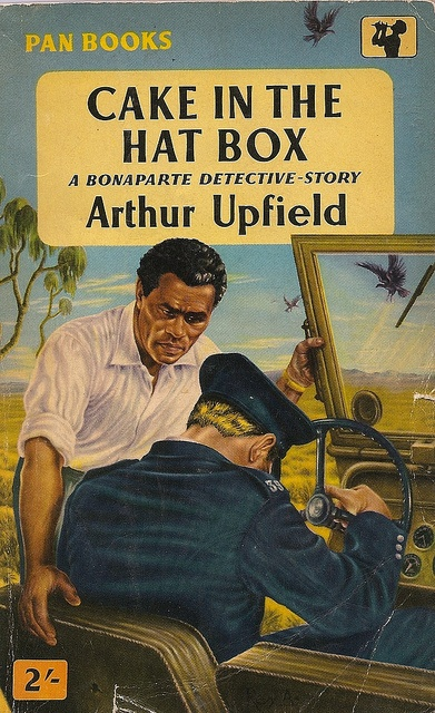 A strange title - but Upfield's insights of aborigines are always a TREAT !!