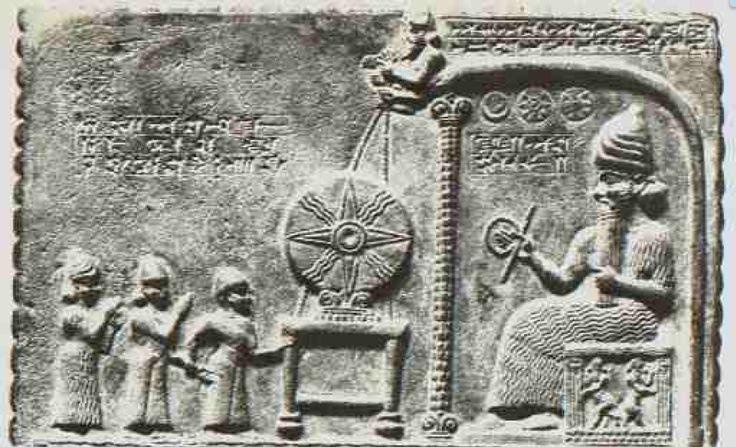 Annunaki people in mesopotamia | Fuente: La antigüedad del futuro y el programa extraterrestre a la ...