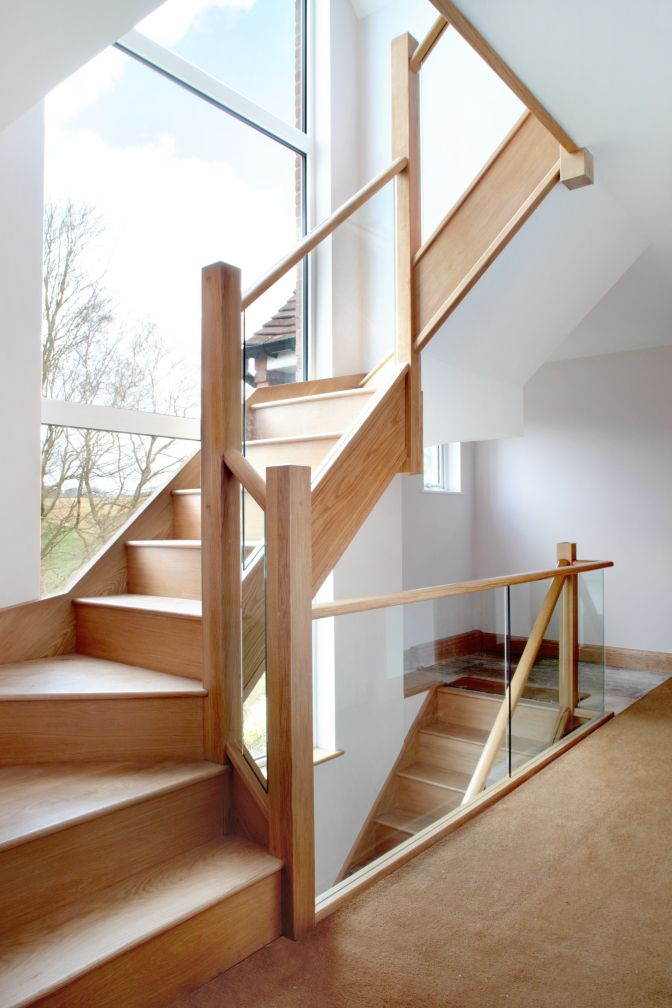 Loft Stairs Across Window Google Search Loft Staircase