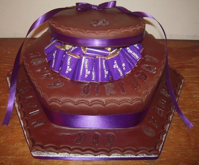 Cadbury Chocolate Cake Images : Cadbury s Chocolate Box Birthday Cake Fab Cakes ...