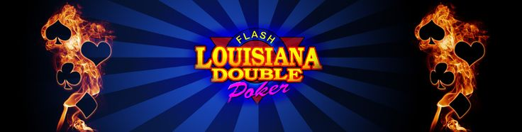 Louisiana Double Casino is the regular poker game from! Win double your win or lose everything while playing this beautiful poker game at Top Slot Site Casino! Bet now as low as £ 0.25 http://www.topslotsite.com/games/louisiana-double/