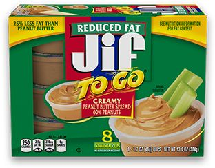 Peanut Butter, Nut Butters and Spreads - Jif Peanut Butter