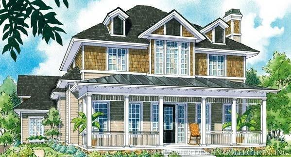 98 Best House Plans Images On Pinterest Elevation Plan