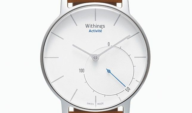 The New Withings Watch Will Help Get You More Fit