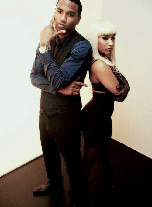 Trey Songz & Nicki Minaj Bottoms Up