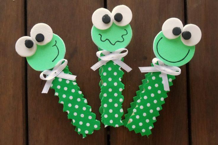 toys - Reciclagem divertida e artesanato: carinhas