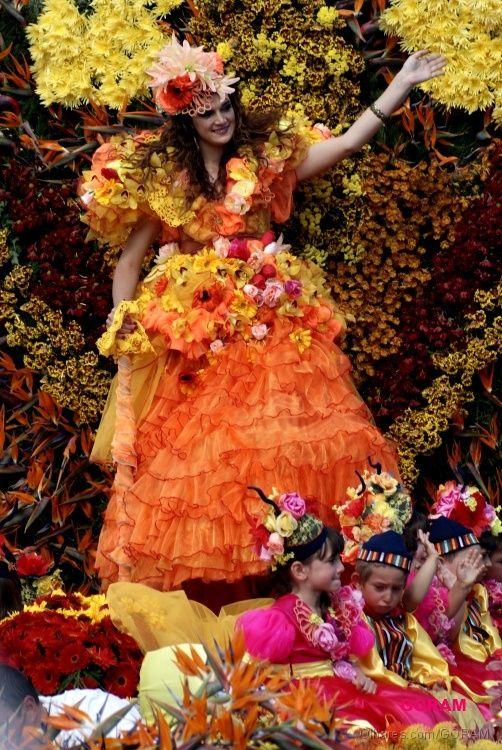 FESTA DA FLOR | Fotografia de GORETE MENEZES ANDRADE | Olhares.com