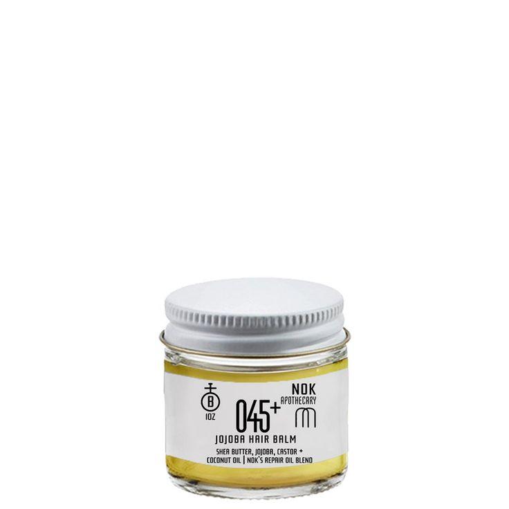 Jojoba + Coconut Oil Hair Balm