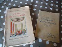 Casa Rosamunda  :   Tra i tanti fogli e libri ritrovati in cantina m...