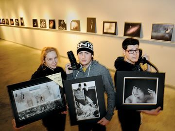 Photography students show off in Barrie - Georgian College is hosting its annual digital photography and imaging exhibition, a collection of works by graduating digital photography students