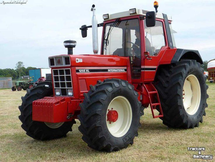 IH 1255 International Tractor | Case-IH 1255XL - D'occasion Tracteurs - 3790 - Moelingen - Limburg ...