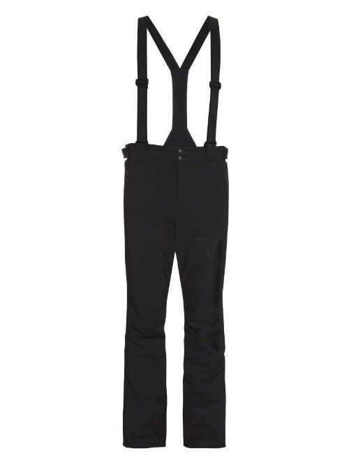Fendi Roma Print Ski Salopettes Pants   Clothing