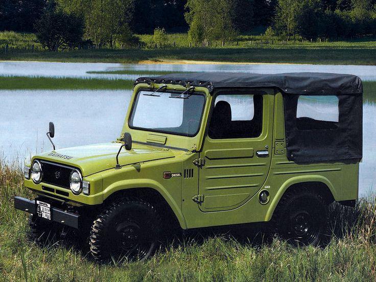 79 best Daihatsu images on Pinterest | Daihatsu, 4x4 and Jeep