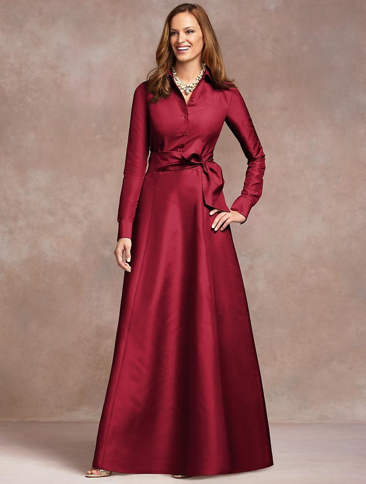 84 best images about navy ball dress on pinterest prom for Talbots dresses for weddings