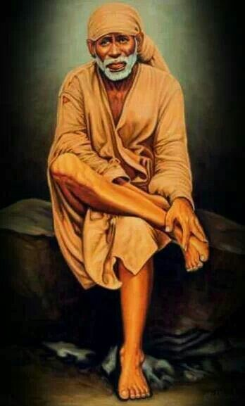 """""""Spend money in charity; be generous and munificent but not extravagant."""" Om sai ram"""