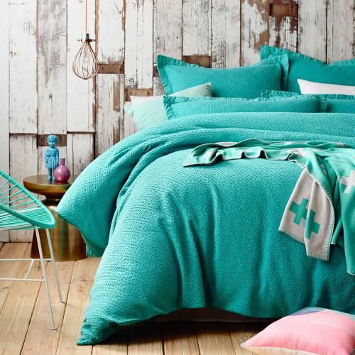 Home Republic Crofton - Bedroom Quilt Covers & Coverlets - Adairs online