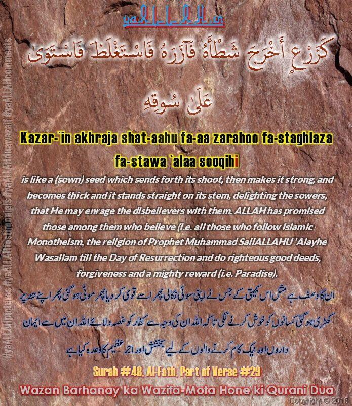 Pin On All Dua's & Wazaif's From Www.yaallah.in