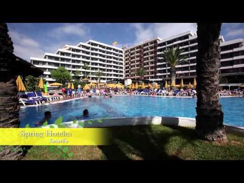 Spring Hoteles Tenerife 2014 official video