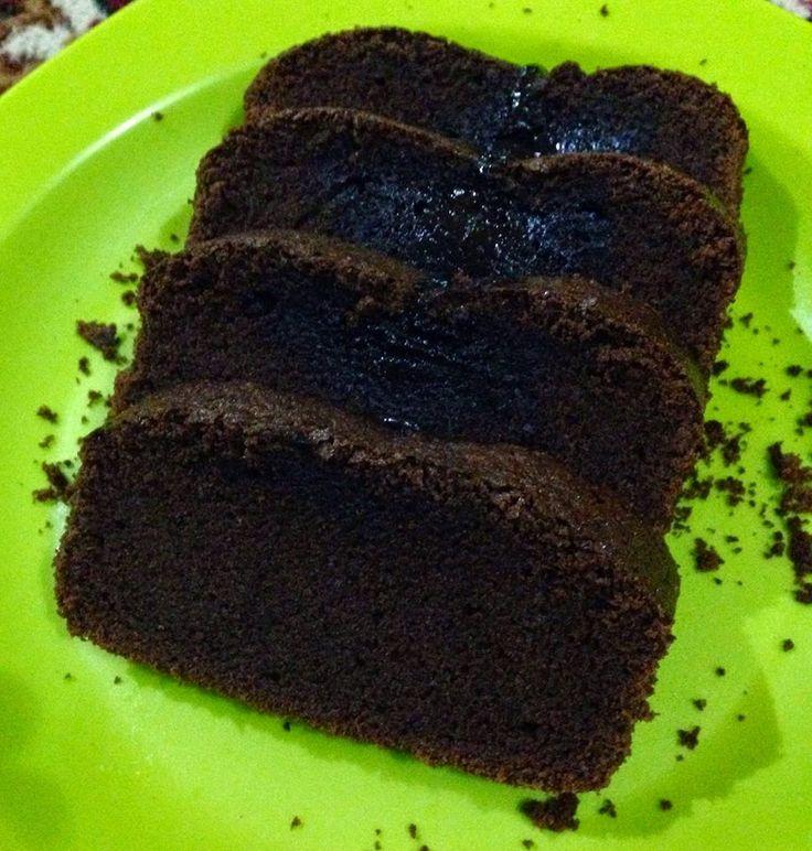Kuih M@reth@: Brownies Panggang tanpa Toping