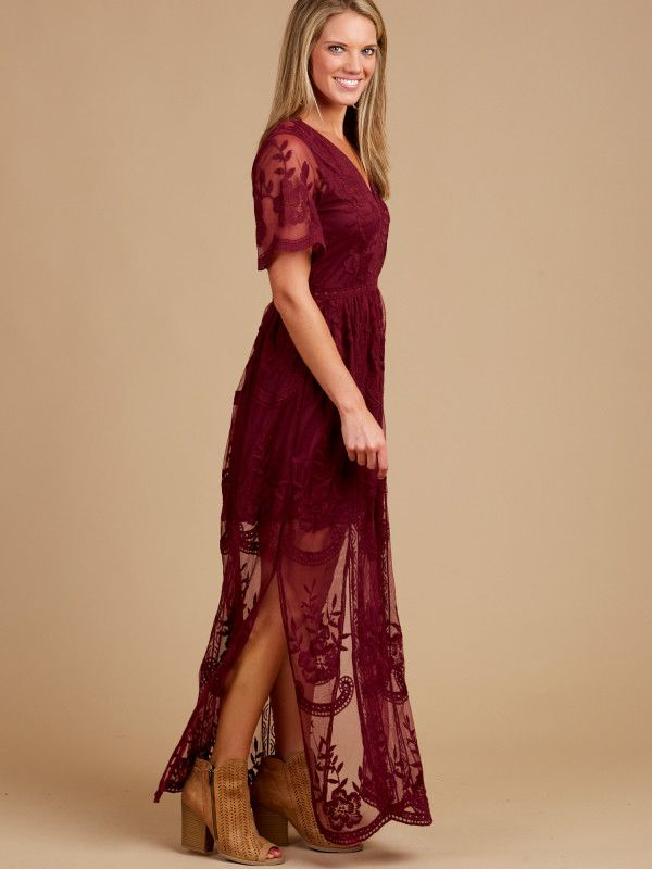 e2ba7de823 Altar d State Marionette Maxi Dress
