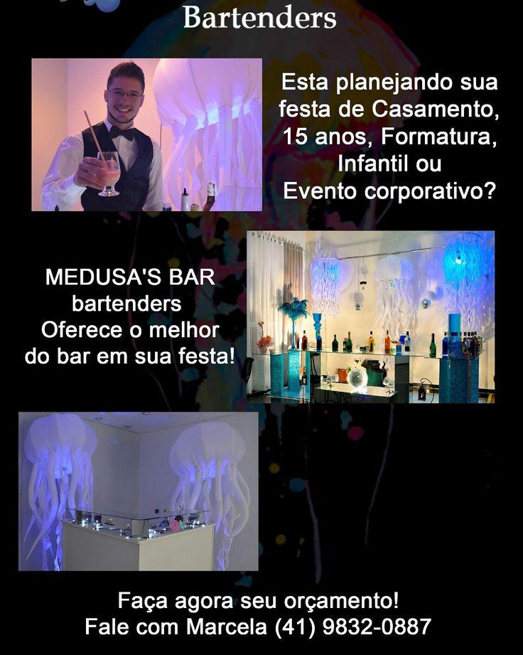 Bar móvel para o seu evento