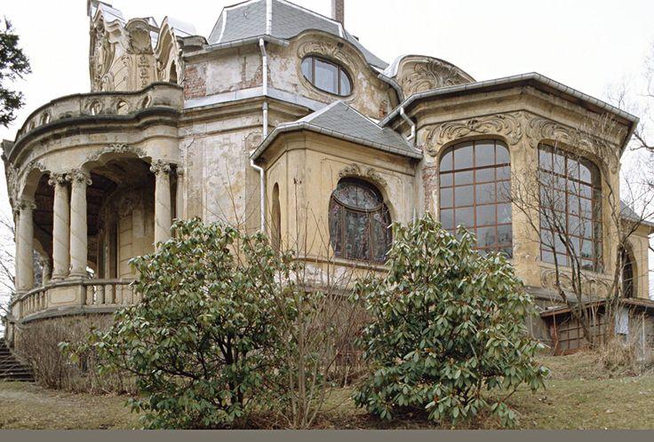 Art Nouveau Villa
