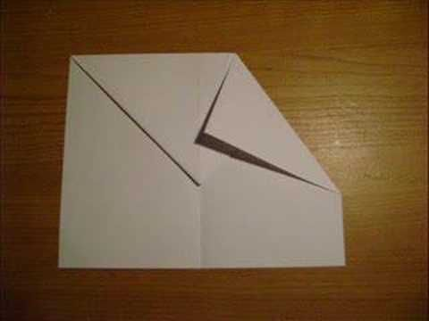 how to make the coolest paper airplane ever