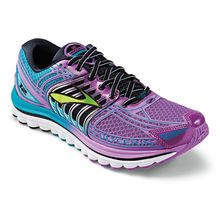 Brooks Glycerine 12  Every lace and stitch of the all-new Glycerin 12 running shoe goes above and beyond the standards of comfort. This neutral running shoe for women was inspired by the clouds and designed to feel like running in a meadow toward the one you love. New Super DNA provides 25% more cushioning than BioMoGo DNA, while Ideal Pressure Zones in the outsole optimize pressure distribution from heel to forefoot. And the upper?