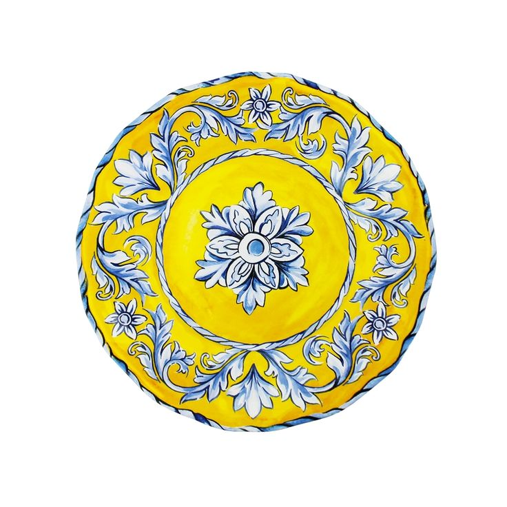 Case of 8 Le Cadeaux Porto Salad Plates - A case of 8 9 salad or dessert dishes in Porto. Melamine is extremely durable and lightweight dinnerware that is ...  sc 1 st  Pinterest & 513 best Le Cadeaux images on Pinterest | Platter Entertaining and ...