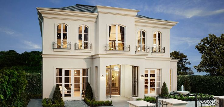 Look at the Maison Classique design in more detail. View at this design with different colour schemes that suit your personal style.