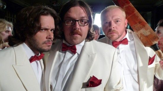 Simon Pegg Daughter | Simon Pegg, Nick Frost Working on an Alien Apocalypse Comedy With ...