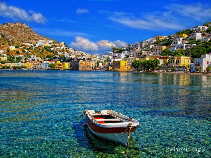 leros island greece. Greece has been on my bucket list for sooo long