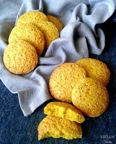 biscotti vegan alla curcuma