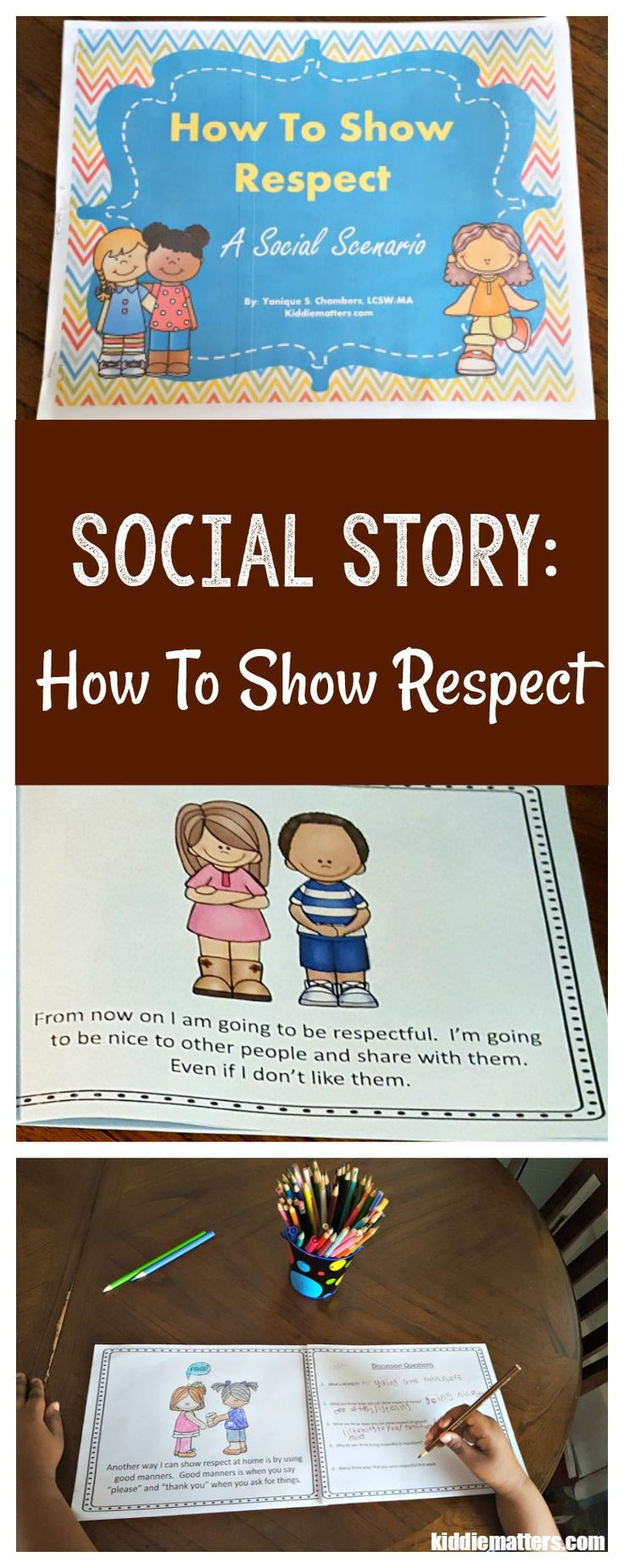 Know kids who struggle with showing others respect? This respect social story is a helpful counseling activity to teach kids how to respect others and themselves. This is perfect for emergent readers as the story contains numerous sight words.