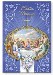 Easter Card - Last Supper