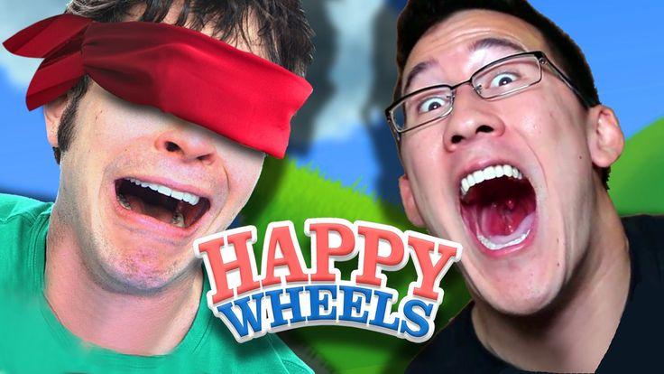 Happy Wheels w/ Markiplier! (Part 2)