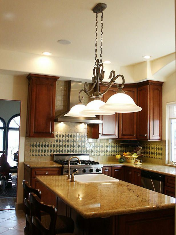 nice Kitchen Island Lighting Ideas Pictures #4: 1000+ ideas about Kitchen Island Lighting on Pinterest | Island lighting,  Lighting and Kitchen light fixtures