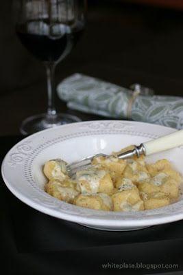Gnocchi z pieczonych ziemniaków