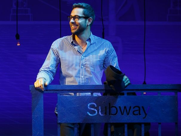 Zachary Levi on First Date Fans, His Tangled Musical Past and Why Every Actor Should Aim for Broadway