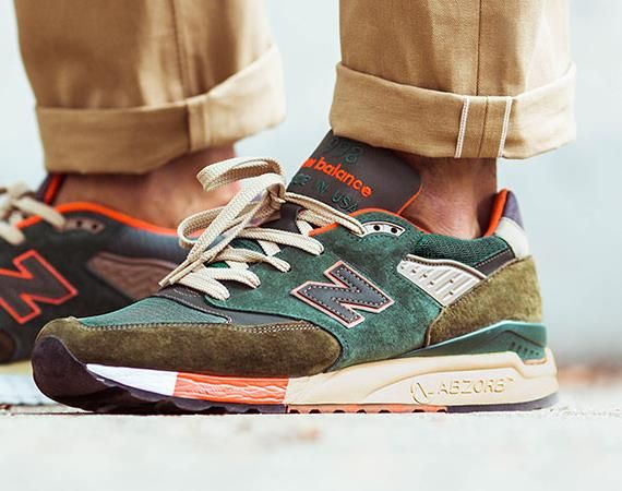 "J.Crew x New Balance 998 ""Concrete Jungle"" 