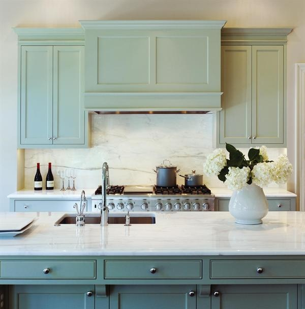 light blue kitchen  Kitchen Design  Pinterest